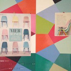 #calendar#kalender#remember#trapez#trapeze#geometry#geometrie#number#zahlen#ziffer#may#mai#pattern#patterns#colours#design#chair#chairs#muuto#wohnidee#magazine#decor#homedesign#interior#muster#farbe#stühle#schönerwohnen#vierbeiner#quadruped