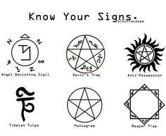 Symbols from SPN!