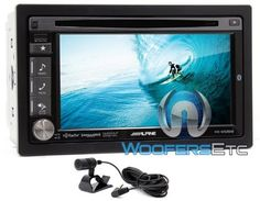 """Alpine IVE-W535HD 6.1"""" Double Din In-Dash Touchscreen Receiver Car Stereo Radio With Bluetooth - http://www.productsforautomotive.com/alpine-ive-w535hd-6-1-double-din-in-dash-touchscreen-receiver-car-stereo-radio-with-bluetooth/"""