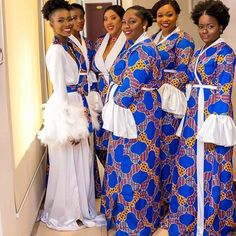 New Images ankara Bridal Robe Tips Marriage ceremony gowns aren't only the sensible technique in order to safeguard outfits, make-up African Bridal Dress, African Bridesmaid Dresses, African Print Dresses, Bridesmaid Robes, African Print Fashion, African Fashion Dresses, African Wear, Bridal Robes, Bridal Dresses