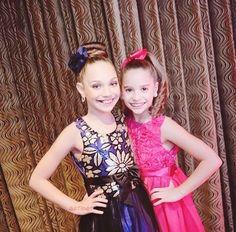 Maddie and Mackenzie :)