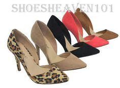 News New Women's  Pointed Toe  Pump Party Court  High Heel Shoes    New Women's  Pointed Toe  Pump Party Court  High Heel Shoes  Price : 18.99  Ends on : 2015-09-13 21:33:22   View on eBay  [ad_1] [ad_2]... http://showbizlikes.com/new-womens-pointed-toe-pump-party-court-high-heel-shoes/