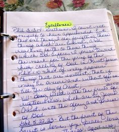 ByGrace: Building An Effective Scripture Journal Best tips I have found for Christian journals.