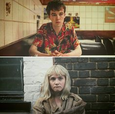 The End of the F***ing World Movie Theater, Movie Tv, Theatre, The End, End Of The World, James And Alyssa, Romantic Comedies On Netflix, Jessica Barden, Dont Trust People