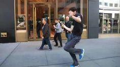 Dance Walking Fitness Ben Aaron.