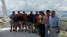 Explore Port Canaveral group 12/27/14