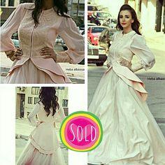Sold Out ... +962 6 585 6272 +962 798 070 931   #Reine #BeReine #BeFashion #BeChic #NewCollection #Fashionista #FashionLover #Modesty #ModestCouture #ModestFashion #LoveModesty # #LoveReine #InstaReine #HIJAB #hijabers #HijabAddict  ReineWorld #Hijabista #LoveHijab #DressesInAmman #Dress #HijabDress #LongSleeveDress #LongSleeve #HijabCouture #HebaAlbassam