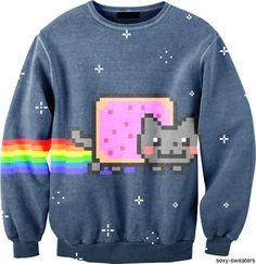 Nyan Cat Sweatshirt