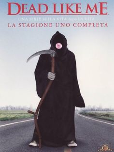Dead Like Me - Stagione 01 (4 Dvd) MGM http://www.amazon.it/dp/B003GZTROG/ref=cm_sw_r_pi_dp_5x-lwb05ZSKM2