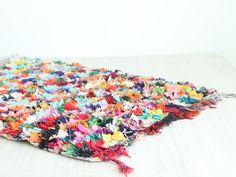 moroccan rug boucherouite. dar amïna shop