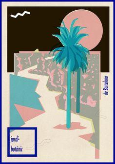 // Design by Josh McKenna 90s Design, Deco Design, Design Art, Pattern Illustration, Graphic Design Illustration, Barcelona, Textures Patterns, Print Patterns, Design Typography