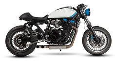 Yamaha XJR1300 Cafe Racer by Maria Motorcycles #motorcycles #caferacer #motos | caferacerpasion.com