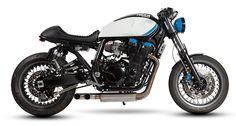 ϟ Hell Kustom ϟ: Yamaha XJR1300 1999 By Maria Motorcycles