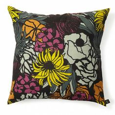Funkis - range of Scandinavian inspired homewares, clothing, and accessories Interiors Online, Scandinavian, Tropical, Cushions, Range, Throw Pillows, Inspired, House Styles, Cover