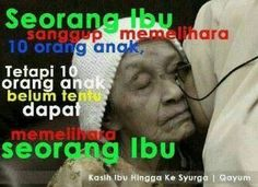 Seorang Ibu Quotes Indonesia, Jokes Quotes, Happy Mothers Day, Quran, Puns, Singing, How To Remove, Sayings, Words