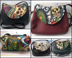 Super Cool Bags  http://www.rebelsmarket.com/categories/jewelry-accessories-3/purses-handbags-33