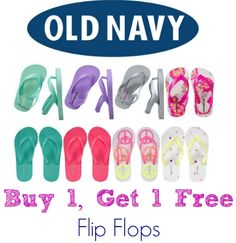 595ef5b1fd4 If you missed the  1 Old Navy Flip Flop Sale
