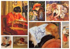 Pierre Auguste Renoir Collection VIII