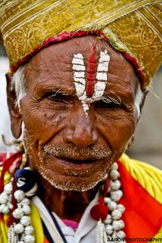 Old Man from India