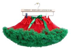 Girl Kids Red green Chiffon Ruffles Pettiskirt Tutu Party Christmas Skirt 2-3Y in Clothes, Shoes & Accessories, Kids' Clothes, Shoes & Accs., Girls' Clothing (2-16 Years) | eBay