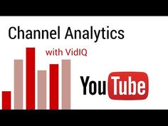 Get Insights into Your YouTube Channel with the VidIQ Chrome Extension
