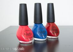 Fierce Makeup and Nails: Nicole by OPI shades for 2014 Kellogg's Special K Collaboration! Nicole By Opi, Career Change, Nail Polish Colors, Collaboration, Collections, Shades, Fancy, Nails, Ongles