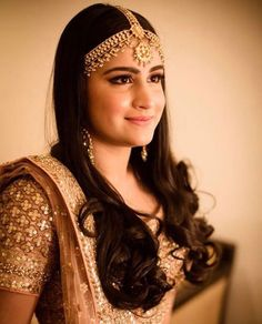 Best Hairstyles for Indian Brides 2018