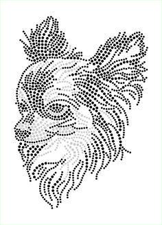 Rhinestone Crafts, Rhinestone Transfers, Dot Painting, Painting Patterns, Cross Stitch Embroidery, Cross Stitch Patterns, Sequin Ornaments, Nail String Art, Mandala Canvas
