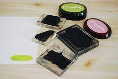 créer ses tampons à partir des métaliks!  sm