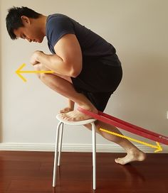 How to improve your Ankle Dorsiflexion - Posture Direct