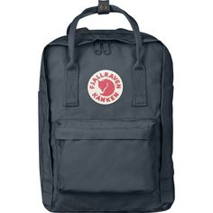 The Kanken backpack by Fjallraven, is a Scandinavian design classic and a modern must-have. Coming in an array of colours and sizes,there's a Kanken to suit everybody and every mood. Details: - Top ca