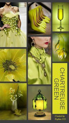 '' Chartreuse Green '' by Reyhan Seran Dursun