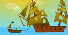 Ship oar escape game is a new escape game by ajaz games. The motivation of the game is to escape from the ship by solving puzzles and hints. Have fun. Wish you good luck!