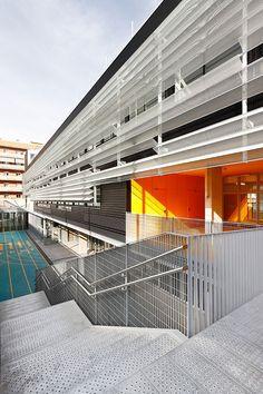 Galeria - Sant Martí / SUMO Arquitectes + Yolanda Olmo - 4