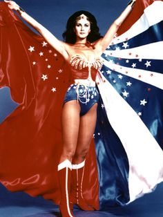 The Lynda Carter and Wonder Woman Television Show Tribute Thread Linda Carter, Wonder Woman, Divas, Batman Y Robin, Dc Comics, Cinema, Old Tv Shows, Classic Tv, Strong Women