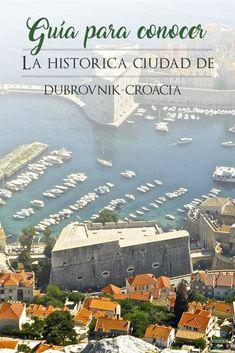 Que ver en Dubrovnik en un día - Travel To Blank Eurotrip, Travel, Dubrovnik Croatia, Voyage, Tips, Viajes, Destinations, Traveling, Trips