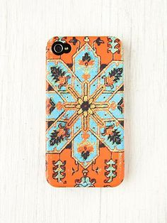 Printed iPhone 4/4S Case. FREE PEOPLE