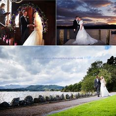Langdale Chase Hotel in Windermere, Cumbria  for a superb wedding venue