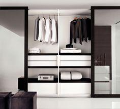 Praha, Home Interior Design, House Design, Bedroom, Closet, Ideas, Home Decor, Armoire, Decoration Home
