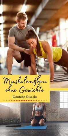 Ob Du mit ohne Gewichte effektiv Muskeln aufbauen kannst und wenn ja, wie? Das verraten wir Dir auf unserem Blog! # Muskeln aufbauen ohne Geräte Bodybuilding Workouts, Build Muscle, Wrestling, Chest Muscles, Shoulder Muscles, Weight Exercises, Squats, Muscle Up, Lucha Libre