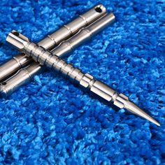Battleax Titanium Kubotan Kubaton