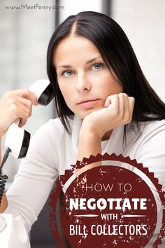 She successfully negotiated a five figure debt with collectors and paid it off in less than one year.