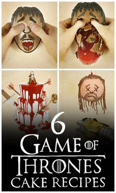 'Game of Scones' features a collection of (heavily pun-packed) recipes inspired by the TV show.