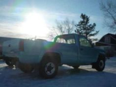 Funny truck video, marry my pickup