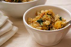 Best Pasta Such As Fusilli Or Rigatoni Recipe on Pinterest