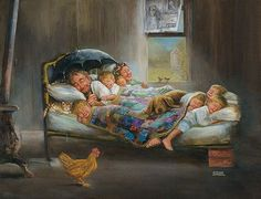 Dianne Dengel~~ Wow! Pinteresting and I found one of my favorite works of art! We have this in our house and every night I enjoy looking at it and appreciating it's meaning! :)