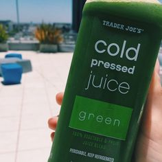 Start your day with some greens!
