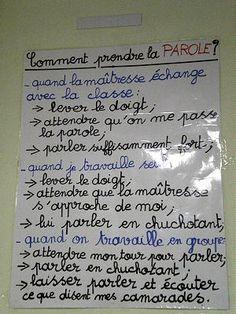 INSPECTION DE L'EDUCATION NATIONALE - 11ème Circonscription de Marseille - gestion de classe en images