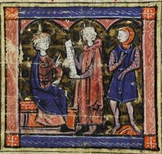 St. Etienne BM Ms.109 Romance of theSeven Sages of Rome