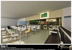 Interior Resto Raozen View - 1   nara.architects@gmail.com  